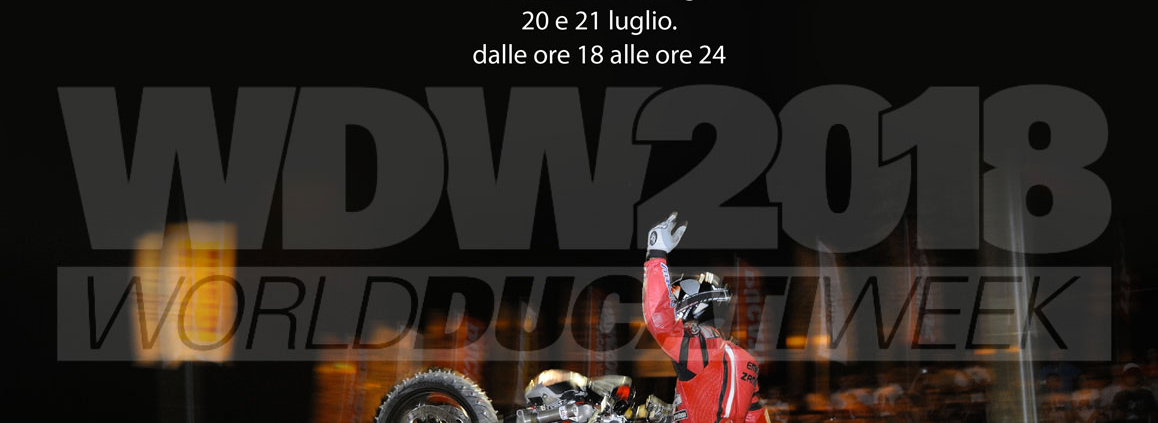 WDW 2018 Misano RED